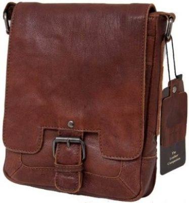 Планшет мужской Ashwood Leather Kingston 8341 Brown