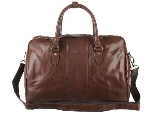 Дорожная сумка Ashwood Leather Chelsea Harry Chestnut Brown