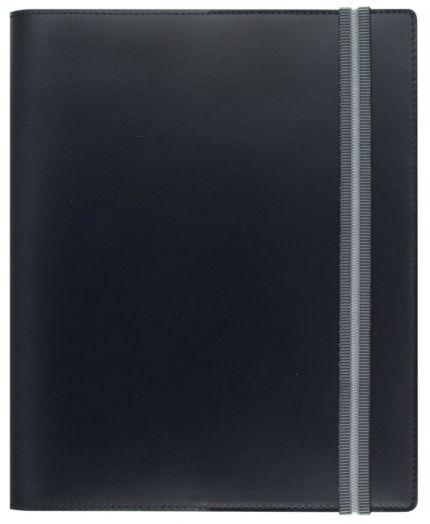 Ежедневник недатированный Lediberg  Open Design 168х220, черный, 74058423