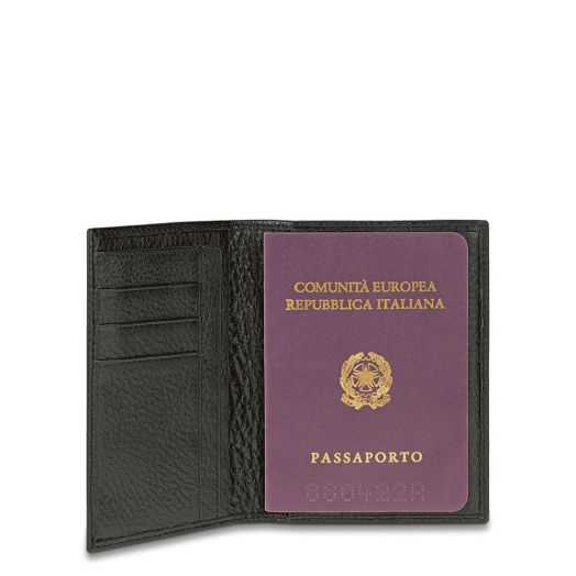 Обложка для паспорта Piquadro PP1660MO/N