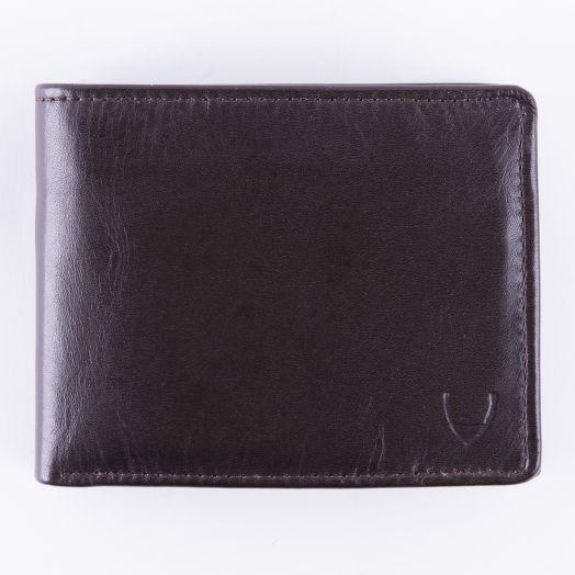 Безупречно стильный, идеально функциональный мужской кошелек Hidesign Monte-Carlo Brown